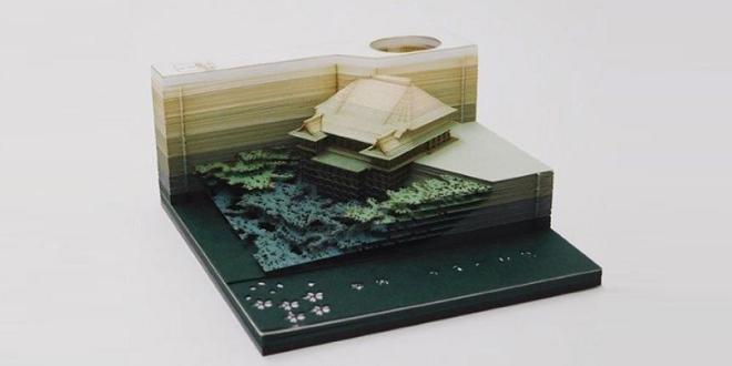 ایدهی خلاقانه در طراحی کاغذ یادداشت چسبدار (Sticky Note)