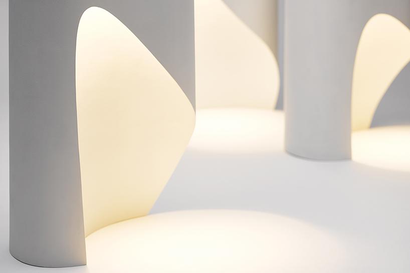 لامپهای oculus، بهترین طرح در نمایشگاه مبلمان استکهلم 2018