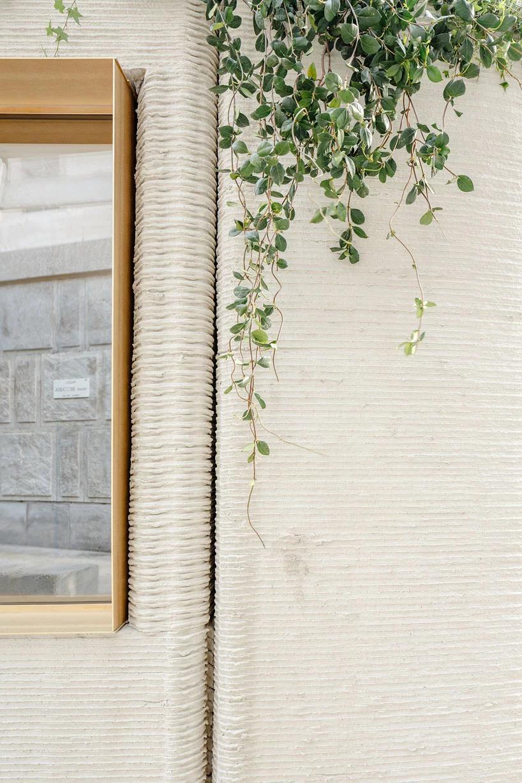 """طراحی یک خانه با استفاده از پرینتر سهبعدی برای """"هفتهی طراحی میلان"""""""