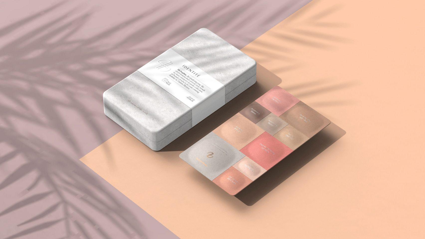 کانسپت Seymour Powell از هوش مصنوعی استفاده می کند تا روند مراقبت پوست شما را تعیین کند