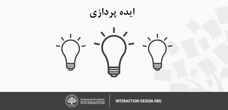 5 مرحله در فرآیند تفکر طراحی