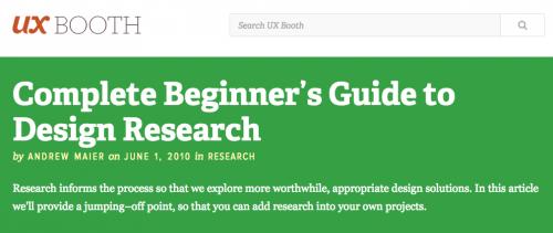 10 مورد از بهترین منابع پژوهش در دیزاین