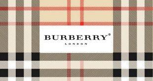برند Burberry (فعال در زمینه تولید و طراحی لباس و فشن)