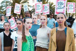 تصاویری از انقلاب در صنعت تولید، طراحی لباس و فشن