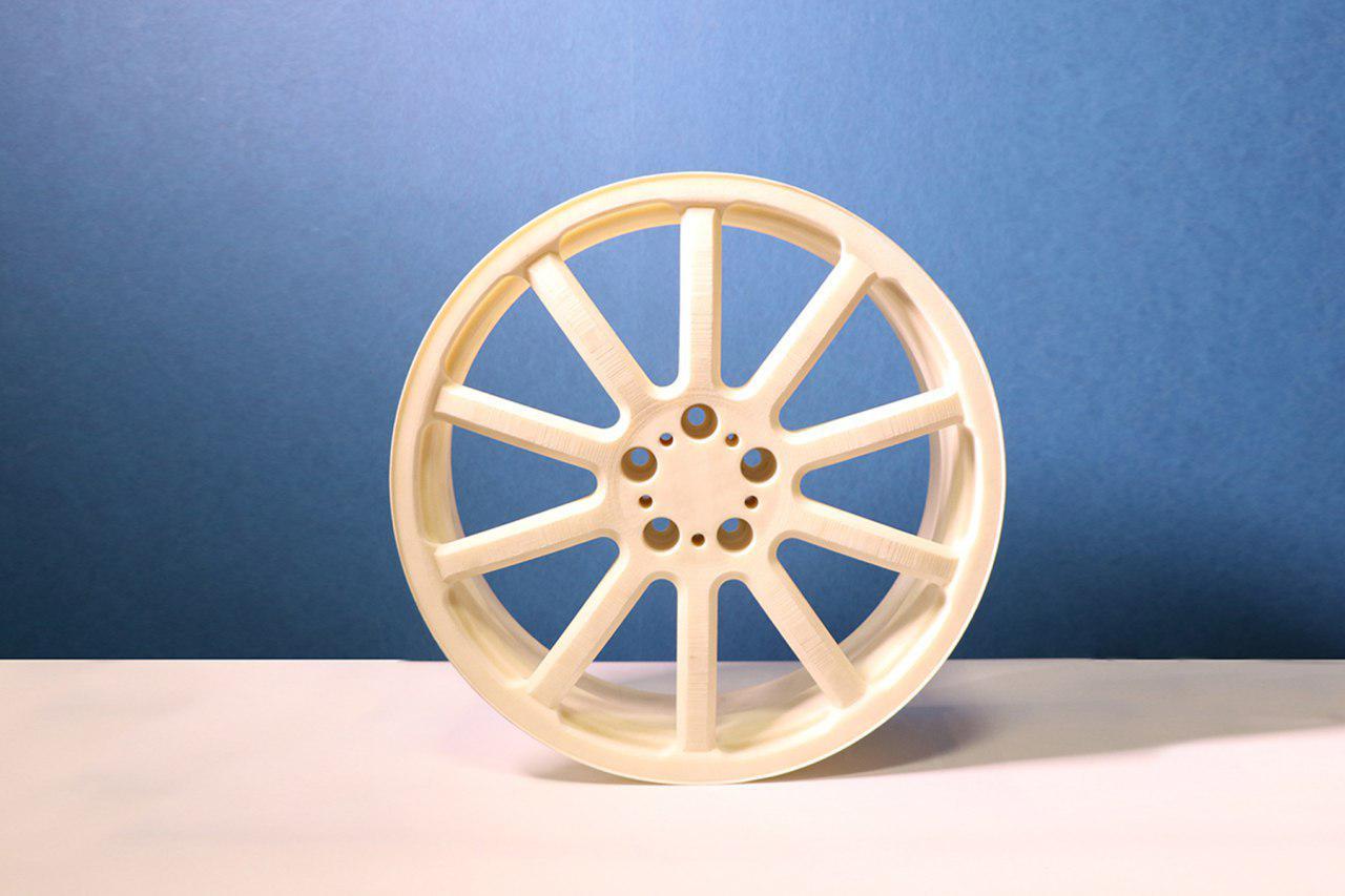 طراحی سه بعدی قطعات خودرو