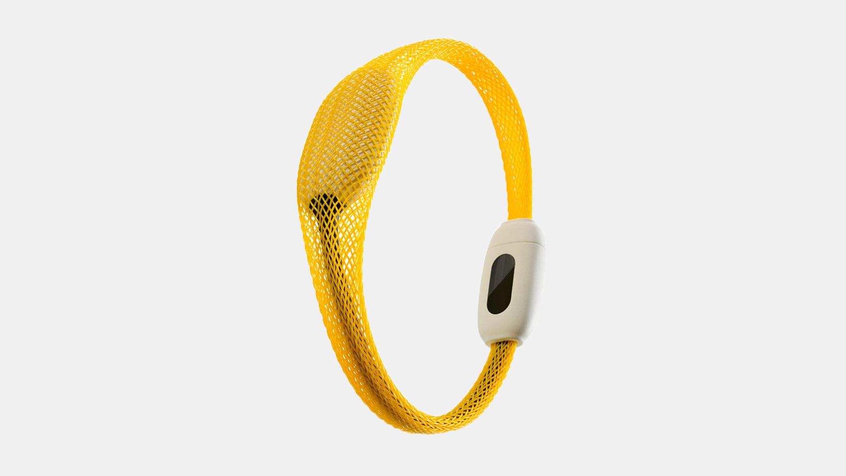 طراحی محصول: دستبند Buzz، با هدف جلوگیری از وقوع تجاوز جنسی