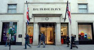 شرکت Burberry (برند لوکس طراحی لباس و فشن) دیگر محصولات خود را نمیسوزاند.