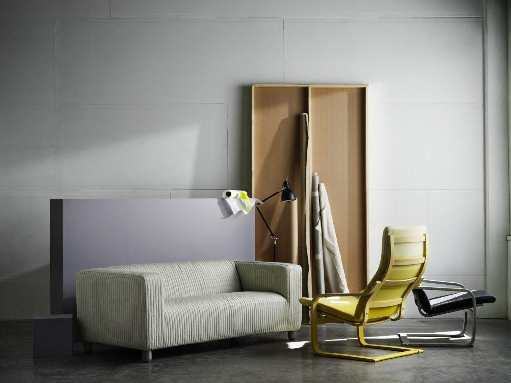 طراحی مبلمان: ایکیا از دو طراح خواست تا دو مدل از محبوبترین مبلماناش را هک کنند.