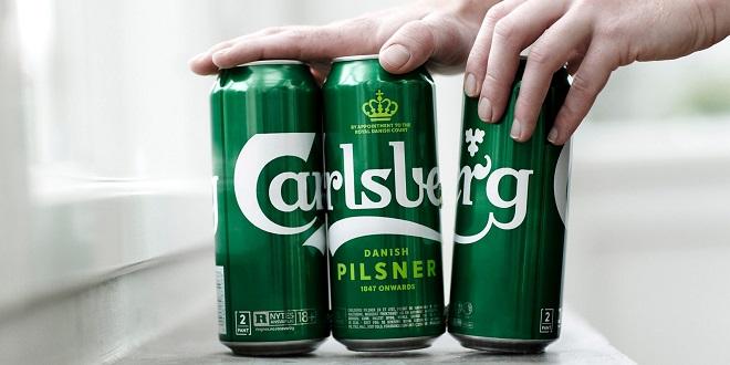 طراحی پایدار ؛ جایگزینی حلقههای پلاستیکی نگهدارنده قوطیهای آبجو با چسب قابل بازیافت