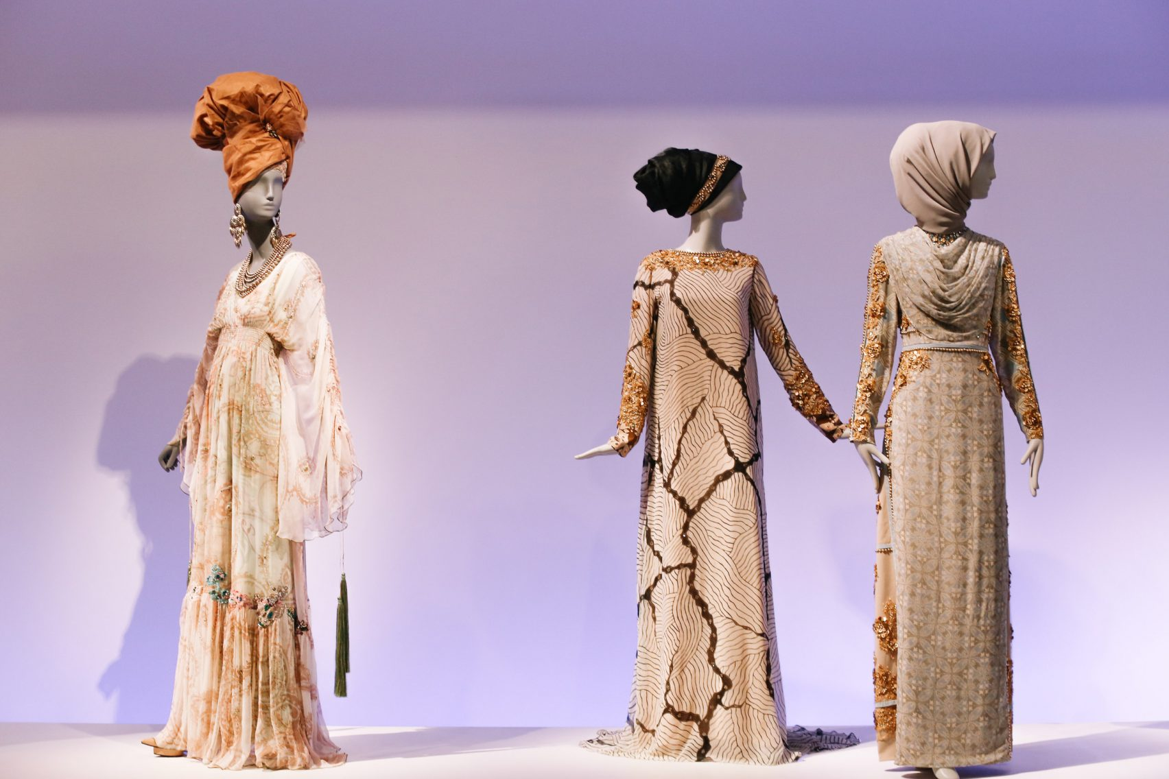نمایش مد، فشن و طراحی لباس اسلامی، در موزه سانفرانسیسکو