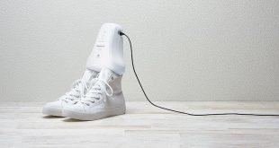 نوآوری در طراحی محصول | رونمایی پاناسونیک از دستگاه الکترونیکی ضد عفونی کننده کفش!