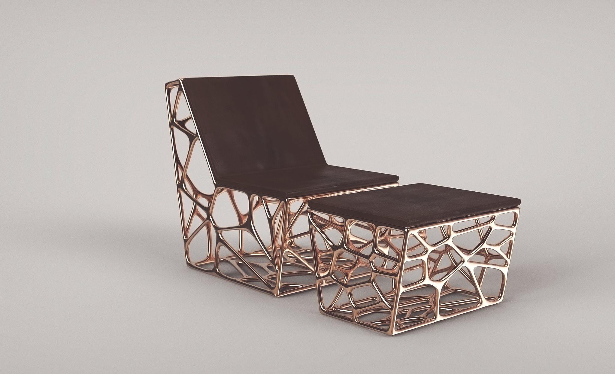 آینده طراحی داخلی - پرینت سهبعدی