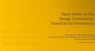 رابطه طراحی و دموکراسی چیست؟