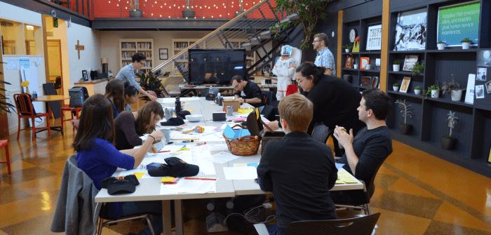 همکاری داوطلبانه طراحان و 6 شرکت طراحی با مراکز غیرانتفاعی