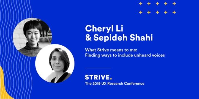 مصاحبه با سپیده شاهی در حاشیه کنفرانس طراحی تجربه کاربری - UX research 2019