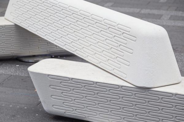 طراحی نیمکت با هدف محفاظت از عابرین پیاده در مقابل حملات تروریستی