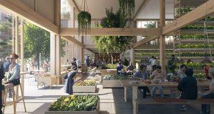 نوآوری در طراحی شهر با خانههای مدولار