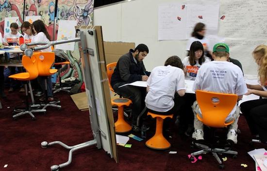 اهمیت آموزش تفکر طراحی به کودکان