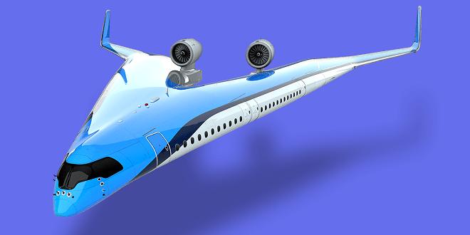 تحولی در طراحی هواپیما با همکاری Air France و KLM