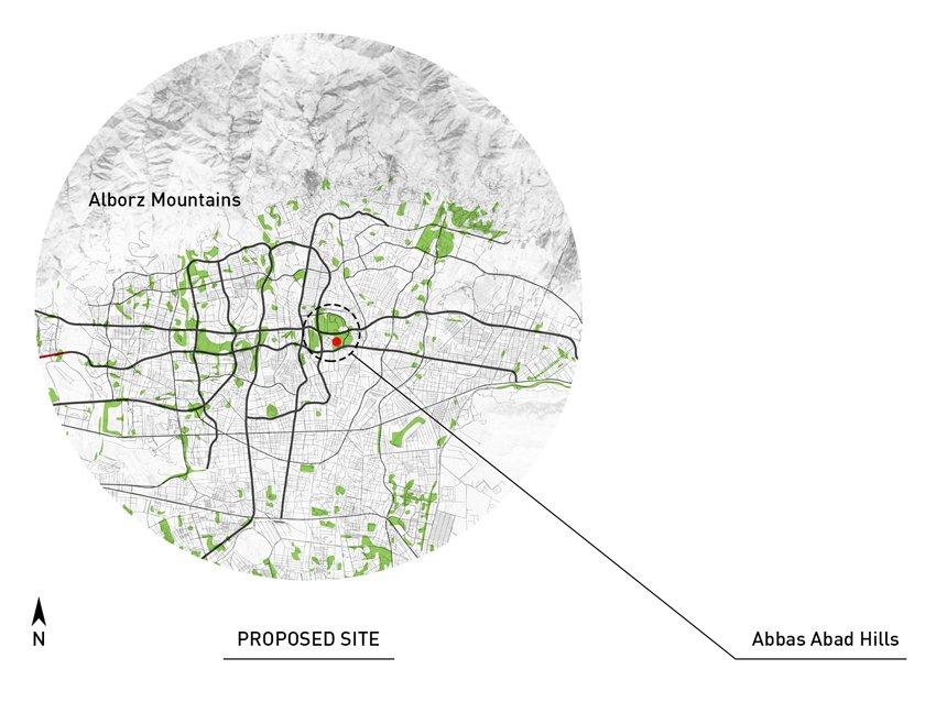 طراحی پارک آبی در تهران برای استخراج رمزارز!