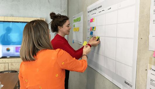 آموزش طراحی خدمات : چگونه طراحی خدمات را با طراحی تجربه کاربری ادغام کنیم؟