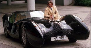 طراح صنعتی لوئیجی کولانی (Luigi Colani) در سن 91 سالگی درگذشت