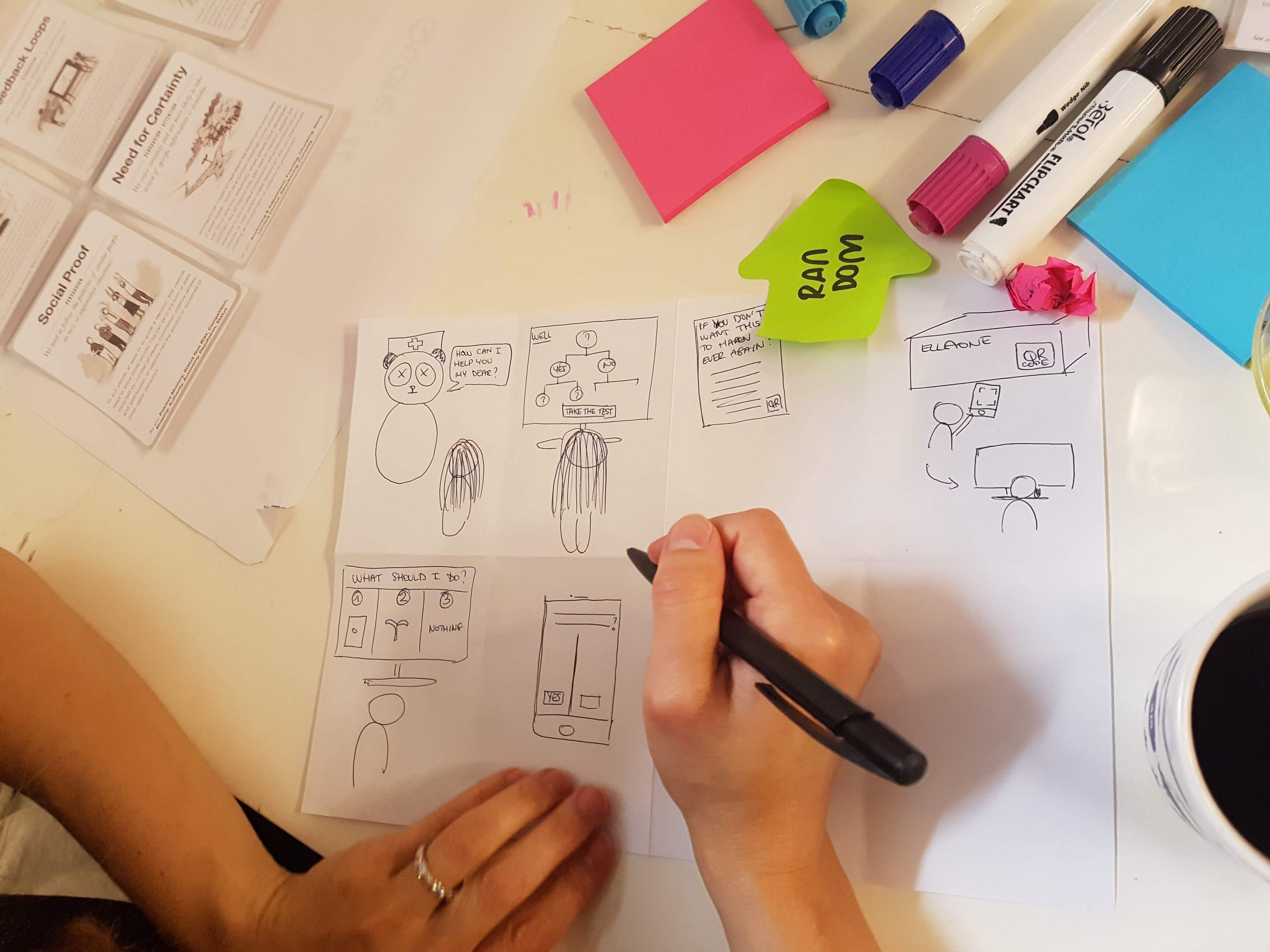 دیزاین رفتاری چیست؟