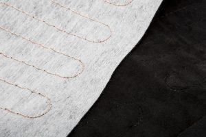 مواد در طراحی | پارچه ی گرمشده