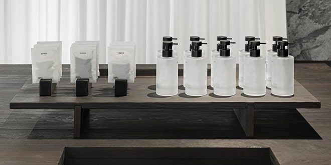 طراحی پایدار محصولات بهداشتی FORGO